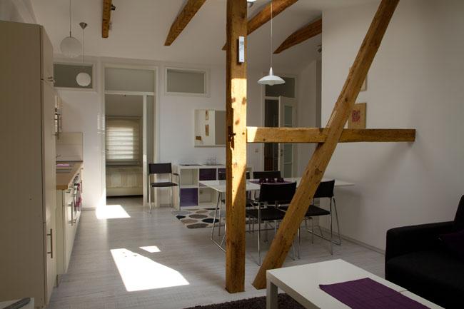 Villa Berty: Ferienappartement 6